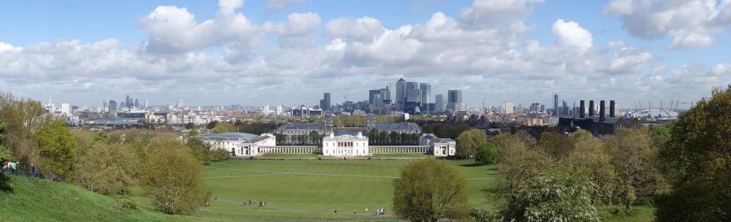 Panorama Londra